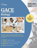 GACE Biology Preparation Book