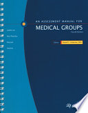An Assessment Manual For Medical Groups
