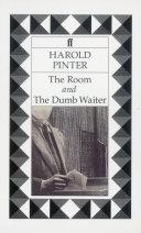 download ebook the room & the dumb waiter pdf epub