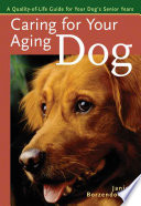Caring For Your Aging Dog