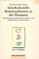 Interkulturelle Kommunikation in der Diaspora