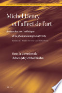 Michel Henry et l'affect de l'art