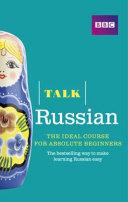 Talk Russian Book 3rd Edition