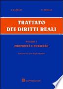 Trattato dei diritti reali  Ediz  speciale per studenti