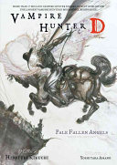 Vampire Hunter D Volume 11  Pale Fallen Angels Parts 1 and 2