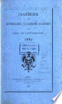 Jaarboek van de Koninklijke Vlaamse Academie voor Taal- en Letterkunde