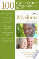 100 Questions Answers About Myeloma