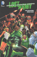 Green Lantern Corps The Lost Army 1