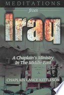 Meditations From Iraq : as i have read these...