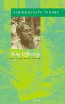 Song Offerings (Gitanjali)
