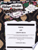 Vintage Wisdom Presents Think and Grow Rich
