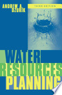 Water Resources Planning book