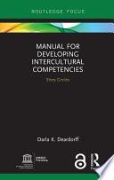 Manual for Developing Intercultural Competencies  Open Access  Book PDF