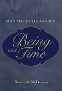 Martin Heidegger's Being and Time