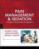 Pain Management And Sedation