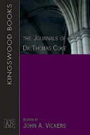 The Journals Of Dr Thomas Coke