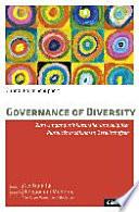 Governance of Diversity