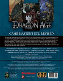 Dragon Age Game Master s Kit  Revised Edition