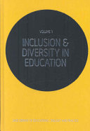 Inclusion and Diversity in Education