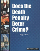 Does the Death Penalty Deter Crime