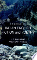 Studies in Indian English Fiction and Poetry