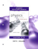 Student Solutions Manual for Physics for Scientists and Engineers
