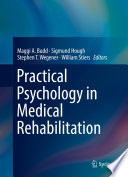Practical Psychology in Medical Rehabilitation