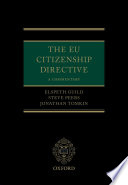 The EU Citizenship Directive