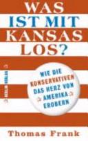Was ist mit Kansas los?