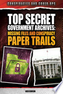 Top Secret Government Archives Pdf/ePub eBook