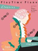 Playtime Piano Classics