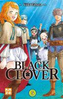 Black Clover   Tome 5   Black Clover
