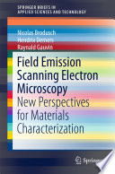 Field Emission Scanning Electron Microscopy