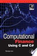 Computational Finance Using C and C