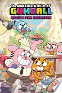 Amazing World of Gumball Original Graphic Novel  Recipe for Disaster
