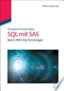 SQL mit SAS