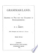 grammar-land-or-grammar-in-fun-for-the-children-of-schoolroomshire