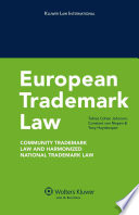 European Trademark Law