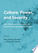 Culture  Power  and Security