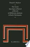 Studia In Veteris Testamenti Pseudepigrapha : of 3 baruch including text, genre,...