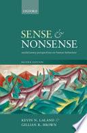 Sense and Nonsense