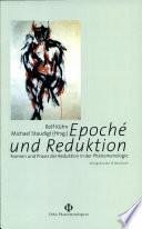 Epoché und Reduktion