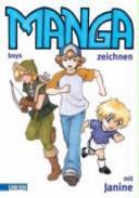 Manga girls zeichnen mit Janine