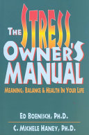 The Stress Owner S Manual