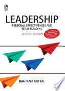 Leadership  Personal Effectiveness and Team Building  2nd Edition