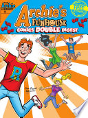 Archie's Funhouse Comics Double Digest #14 : riverdale: a scavenger hunt, the winner of which...