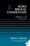 Joshua 1 12 Volume 7a