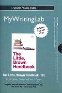 The Little  Brown Handbook Student Access Card