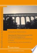 Maschinelle Übersetzung und XML im Übersetzungsprozess