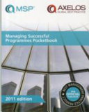 Managing Successful Programmes Pocketbook